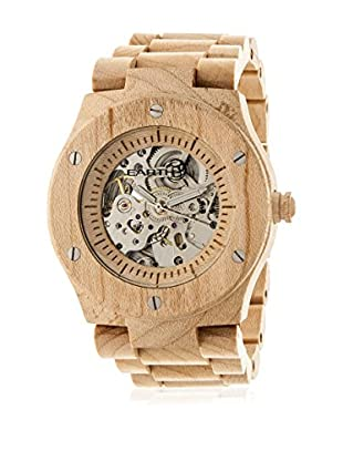 Earth Reloj de cuarzo Unisex Grand Mesa Beige / Caqui 44 mm