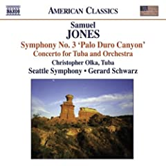 Symphony No. 3 Palo Duo Canyon / Concerto for Tuba