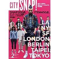 CITY SNAP 2012年Vol.2 小さい表紙画像