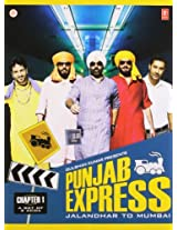 Punjab Express (Jalandhar to Mumbai) - Chapter 1