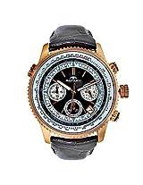 Rotary GS0010104 Black Chronograph Men Watch