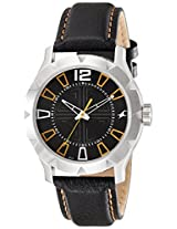 Fastrack Analog Black Dial Men's Watch - 3139SL01