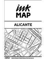 Inkmap Alicante - Karten für eReader, Sehenswürdigkeiten, Kultur, Ausgehen (German) (German Edition)