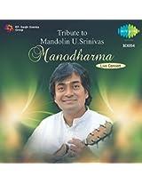 Manodharma : Tribute To Mandolin
