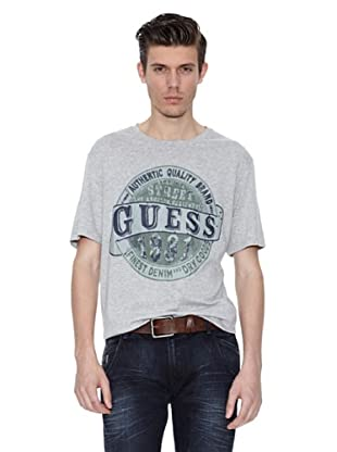 Guess Camiseta Chase (Gris)