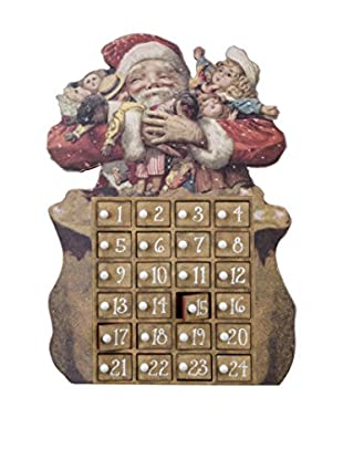 Santa & Sack Advent Calendar