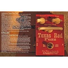 Sabbadius Texas Red Fuzz