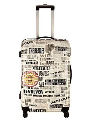 Les Beatles by Platinium Trolley 4 Ruedas Let It Be (Multicolor)