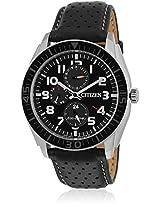 Ap4010-03E Black/Black Analog Watch CITIZEN