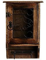 Pindia Decorative Wooden Wall Hanging Key Holder