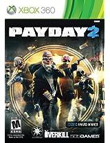 Payday 2 - Xbox 360
