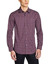 Peter England Men's Casual Shirt