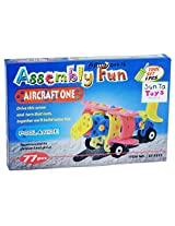 Sun Ta Toys Assembly Fun AirCraft One