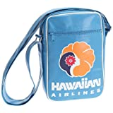 Logoshirt Unisex-Adult Hawaiian Airlines Cabin Medium Messenger Bag