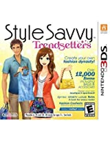 Style Savvy: Trendsetters (Nintendo DS) (NTSC)