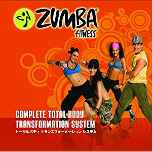 『ZUMBA(ズンバ) 日本語版(日本語字幕&吹替え) パーフェクトボディセット』
