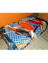 "Disney (Signature) Kids Super soft Single A/c Blanket. ""Planes"""