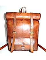Shivam Textiles LEATHER MESSENGER BAG 100% PURE GOAT LEATHER , LEATHER LAPTOP BAG , LEATHER BAG , LEATHER BAG , REAL LEATHER BAG