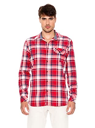 Timberland Camisa (Rojo)