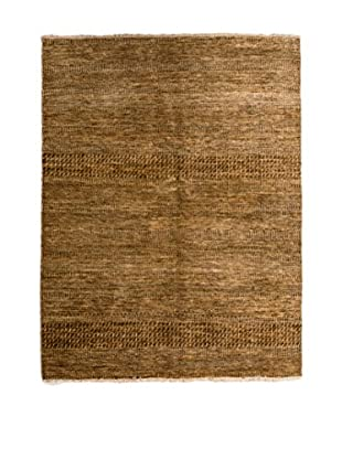 RugSense Alfombra Grass Marrón 196 x 152 cm