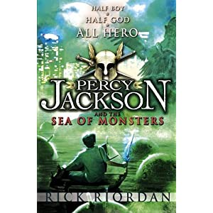 Percy Jackson and the Sea of Monsters (Percy Jackson and the Olympians)
