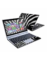 Protective Skin Decal Cover for Acer Aspire V5-122P Laptop with 11.6 touch screen Sticker Skins Zebra