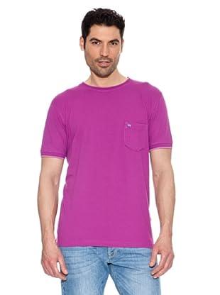 Pedro del Hierro Camiseta Piqué (Morado)