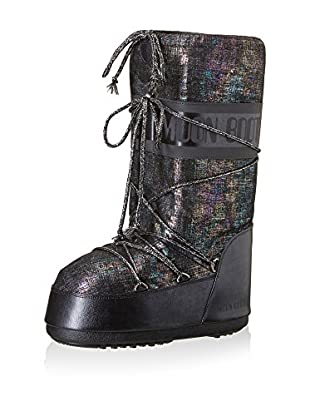 Moon Boot Botas Shiny Brush