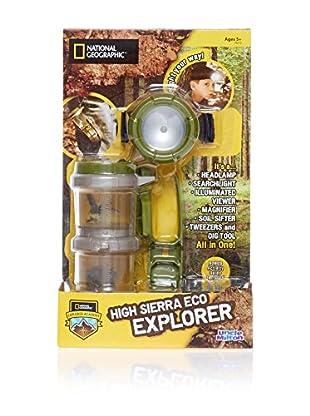 National Geographic Juguete High Sierra Eco Explorer Único Mayores de 5 años