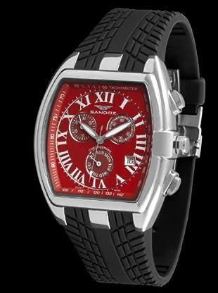 Sandoz 81255-07 - Reloj Fernando Alonso Caballero rojo
