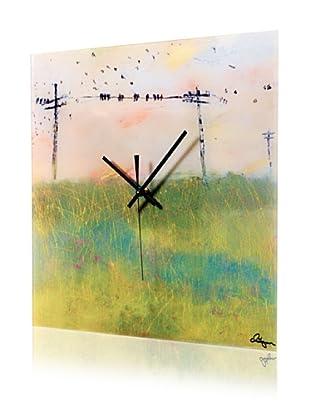 HangTime Designs Amarillo Wall Clock