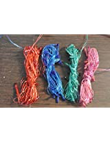 pack of 4 series (color- red, blue, green ,pink)