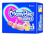 Mamy Poko Pant Style Small Size Diapers (18 Count)