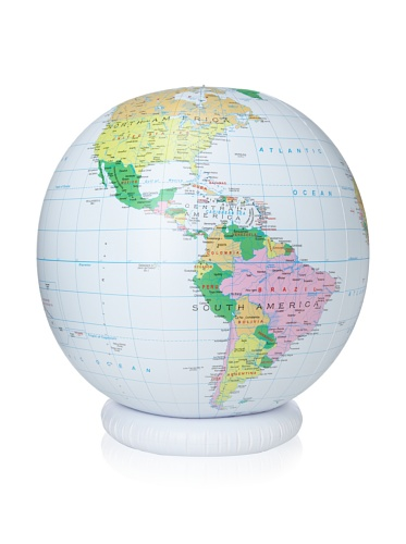 Jet Creations  Political Globe (36