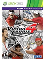 Virtua Tennis 4 (Xbox 360)