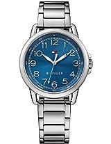 Tommy Hilfiger Casey Analog Display Japanese Quartz Blue Dial Women's Watch - TH1781655J