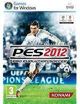 Pro Evolution Soccer 2012 (PC DVD)