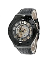 Swatch BlackFabricAnalog Men Watch YAB100