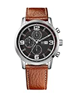 Tommy Hilfiger Analog Black Dial Men's Watch - NTH1710336J
