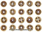 Chinese Gifts & Collectibles - Chinese Feng Shui Coins (Twenty Coins)