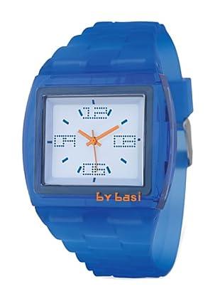 BY BASI A1013U03 - Reloj Unisex cuarzo policarbonato
