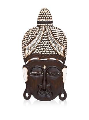 Wooden Budda Head