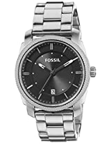 Fossil Machine Analog Black Dial Men's Watch - FS4773I