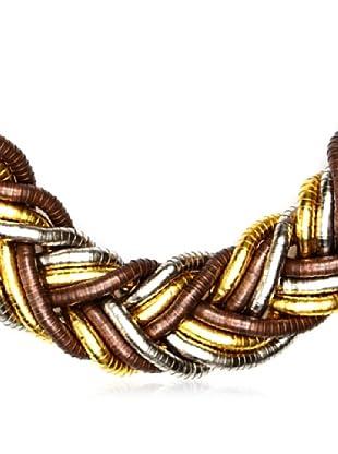 Sándalo Collar Metal (Cobre / Plata)