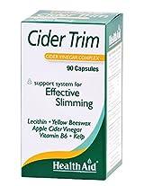 HealthAid Cider Trim (Cider Vinegar Complex) - 90 Capsules