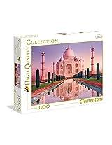 Clementoni Taj Mahal 1000 Piece Jigsaw Puzzle