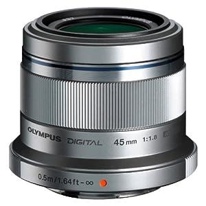 OLYMPUS マイクロ一眼 PEN レンズ M.ZUIKO DIGITAL 45mm F1.8