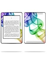 Protective Skin Decal Cover for Amazon Kindle Paperwhite eBook Reader Sticker Skins Smokey Color