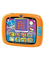 VTech Light-Up Baby Touch Tablet, Orange
