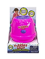 Little Kids Fubbles Bubble Machine, Pink/Purple By Little Kids 48603 Brand New